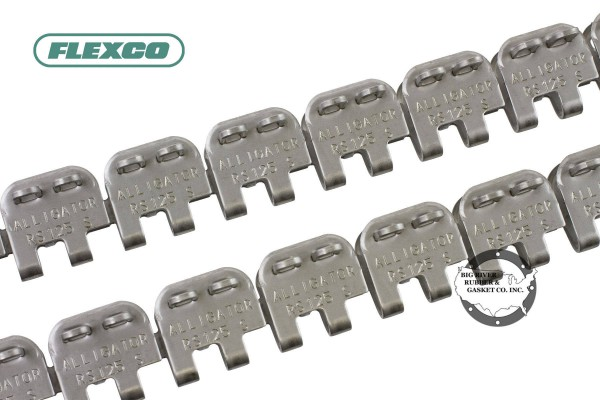 Alligator RS125 S Fasteners
