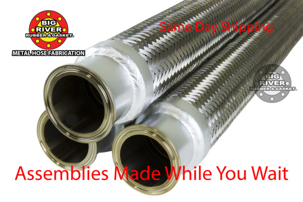 Braided Metal Hose Assembly