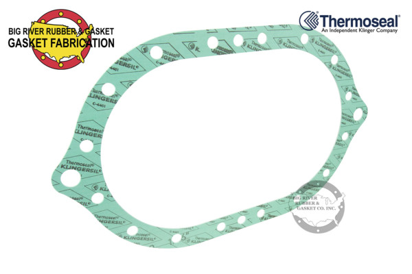 Thermoseal, Thermoseal Gasket, C4401 Custom Gasket,