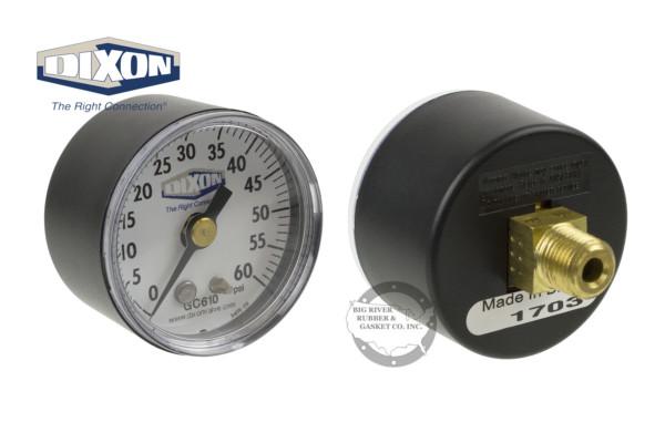 Dixon, Pressure Gauge,
