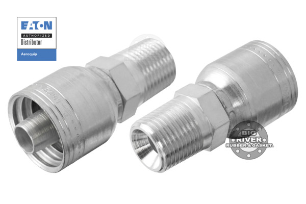 Eaton Fitting 1A8BT8, Eaton, Crimp Fitting, Hydraulic Fitting,