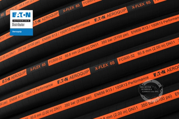 Eaton, Hydraulic Hose, 6S 6Spiral Hose