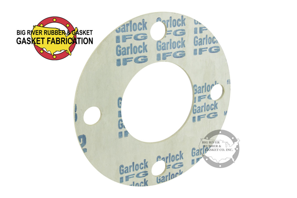 Garlock® IFG Full Face Gasket – Big River Rubber & Gasket
