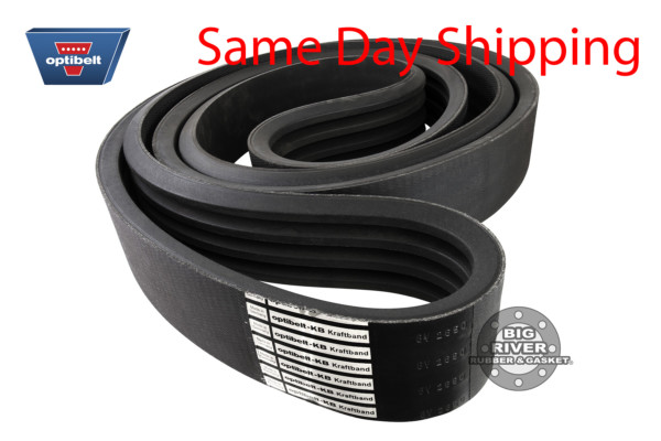 Banded Belt, Optibelt, 8V Belt, Transmission Belt