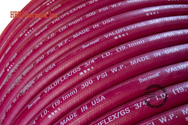 Air Hose, Thermoid, Purpose Hose, Red Air Hose