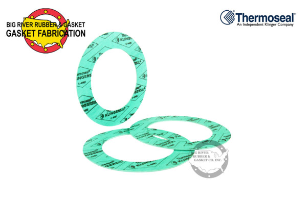 Ring Gasket, Thermoseal Gasket, Thermoseal Ring Gaskets, Compressed Sheet Gasket, Green Sheet Gasket