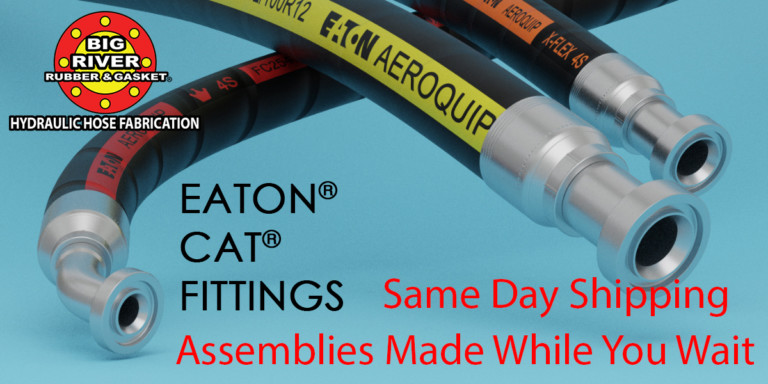 Eaton Cat Fittings